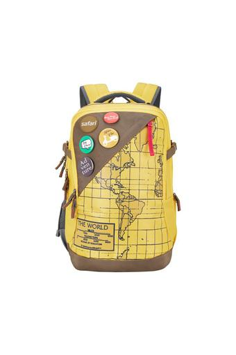 SAFARI -  Yellow Travel Essentials - Main