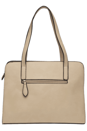 Womens Parthena Leather Medium Tote Handbag