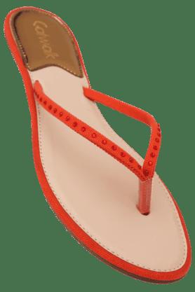 CATWALKWomens Daily Wear Slipon Flat Chappal - 200945682