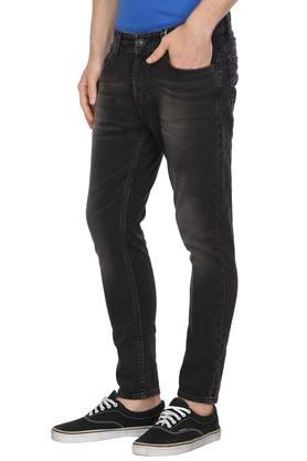 Mens 5 Pocket Mild Wash Jeans (Kano Fit)