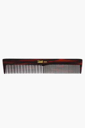 ROOTS Brown Dressing Comb For Short Straight Hair