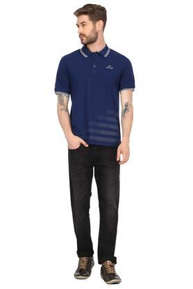 ALCIS - NavyT-Shirts & Polos - 3