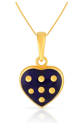 MALABAR GOLD AND DIAMONDS Womens Malabar Gold Pendant - 201594298