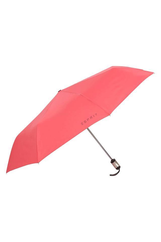 Unisex Easymatic 3 Section Plain Umbrella