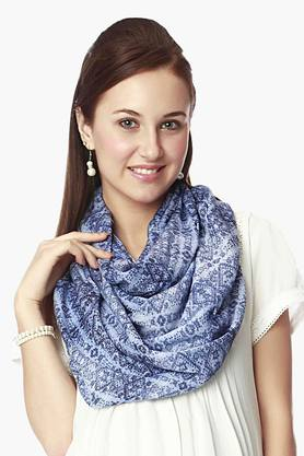 NINE MATERNITY Maternity Nursing Scarf In Print
