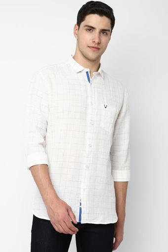 C371 -  WhiteCasual Shirts - Main