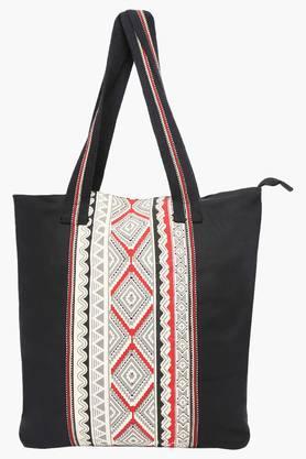 PICK POCKETWomens Zipper Closure Shoulder Bag - 202332897