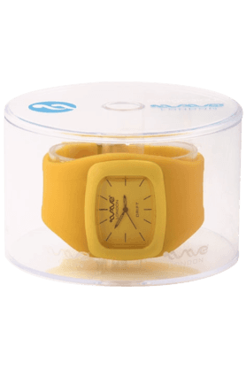 Drift Yellow Unisex Watch