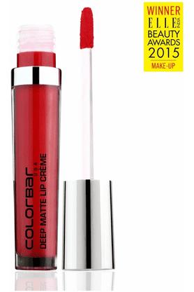 COLORBARMatte Lip Creme Deep Red DML001
