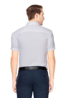RAYMOND - WhiteFormal Shirts - 1