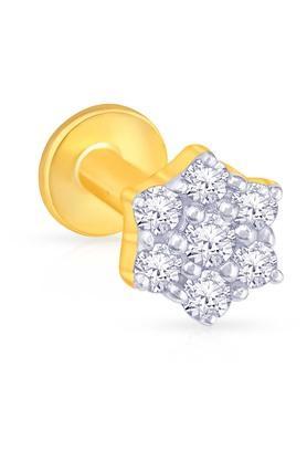 MALABAR GOLD AND DIAMONDSWomens Diamond Nosepin UINSP00030A