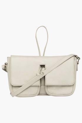 LIFE Womens Snap Closure Slingbag