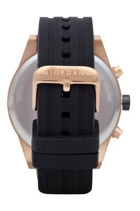 Mens Black Dial Multi Function Watch - GD-1021-02