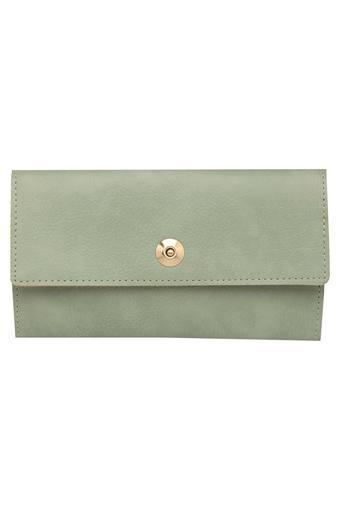 BAGGIT -  GreenWallets & Clutches - Main