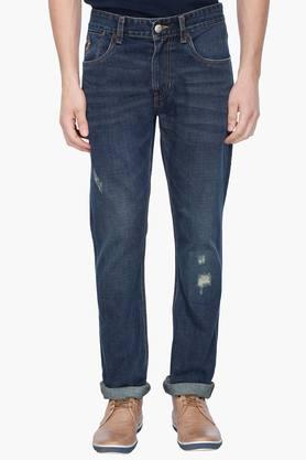 U.S. POLO ASSN. DENIM Mens 5 Pocket Stretch Jeans - 201351826