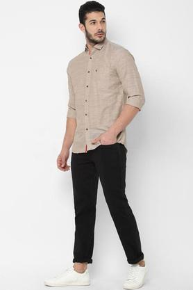 ALLEN SOLLY - NaturalCasual Shirts - 2