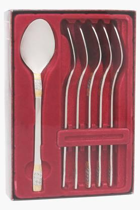 FNS Celebration Embossed Baby Spoon Set Of 6