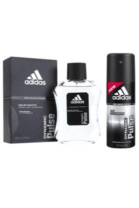 ADIDASMens EDT + Deo Combo