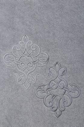TREASURES - LtgreyBath Towel - 1