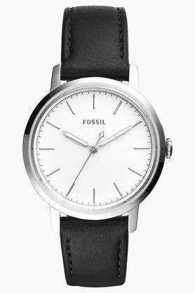 Fossil Womens Analogue Leather Watch image