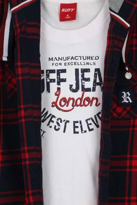 RUFF - Red Co-ordinates - 3