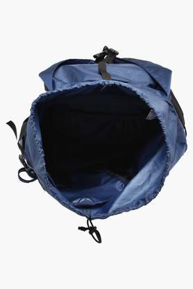 Unisex 1 Compartment Drawstring Closure Rucksack Backpack