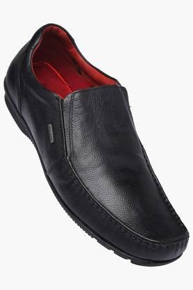 RED TAPE Mens Leather Slipon Formal Shoe - 200874660
