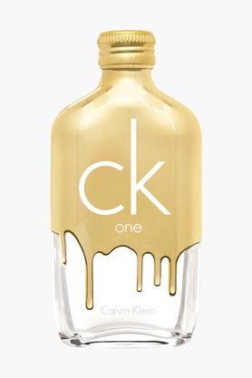 CALVIN KLEINWomens One Gold Eau De Toilette - 100 Ml