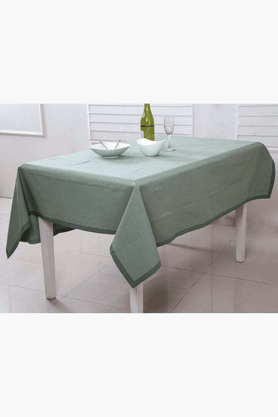 MASPAR Space Dyed Band Green 4 Seater Table Cover