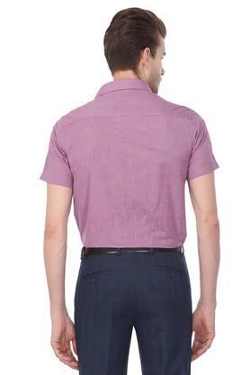 STOP - VioletFormal Shirts - 1