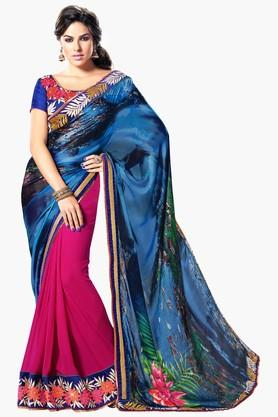 MAHOTSAV Womens Designer Party Wear Saree - 201714221