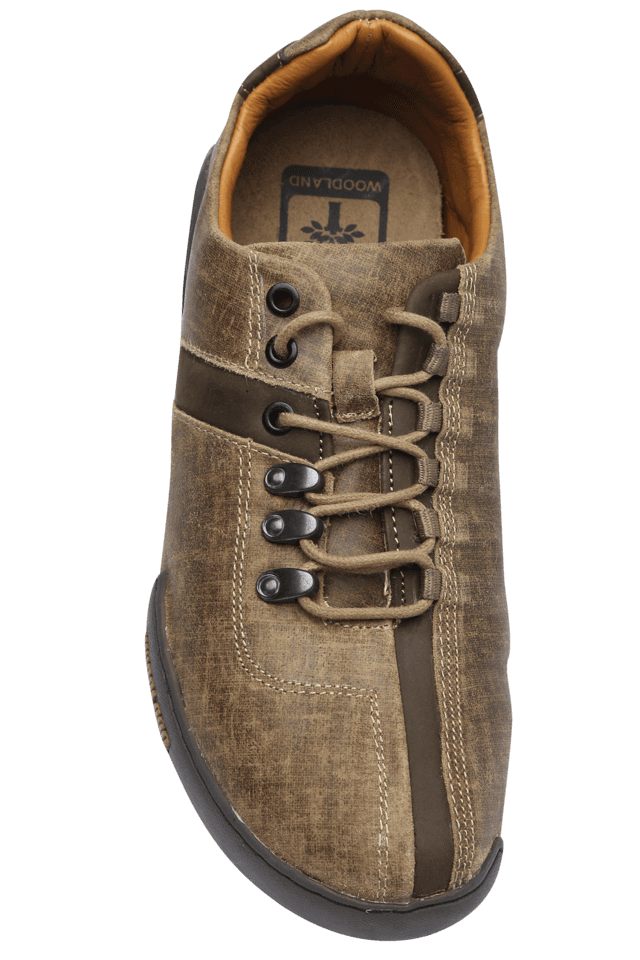 Mens Lace Up Casual Shoe