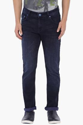 BLUE SAINT Mens Slim Fit Jeans - 201956848