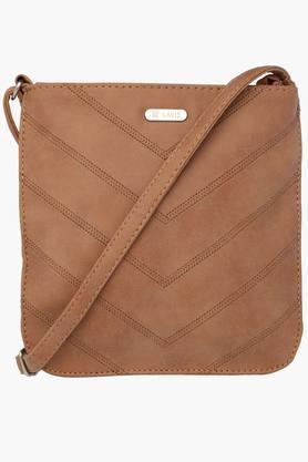 LAVIEWomens Leather Zipper Closure Sling Bag - 201864388