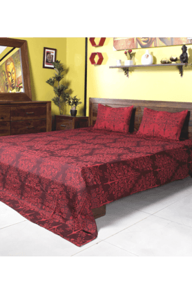 IVYDouble Bed Cover - 200292106