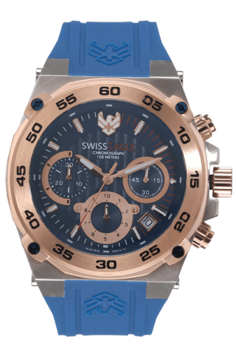Mens Chronograph Watch - SE-9079RS-TTRG