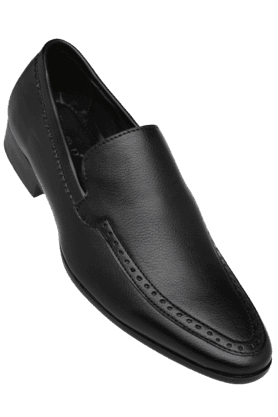 STOP Mens Leather Slipon Formal Shoe (Use Code FB20 To Get 20% Off On Purchase Of Rs.1800)