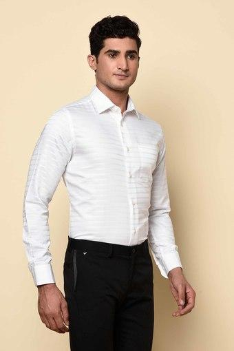 BLACKBERRYS -  White Formal Shirts - Main