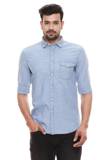 LOUIS PHILIPPE JEANS -  BlueLOUIS PHILIPPE Buy 3 Get 2 Free - Main