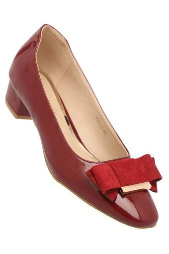 LEMON & PEPPER -  Muted WineCasuals Shoes - Main