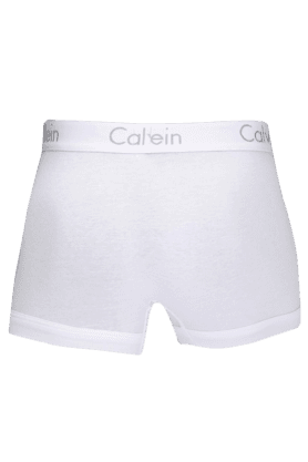 Mens Stretch Solid Trunks
