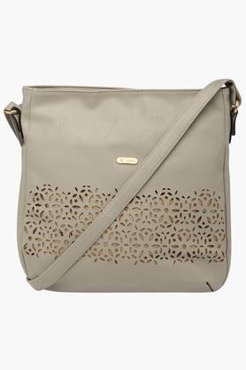 Womens Dover Zipper Closure Sling Bag