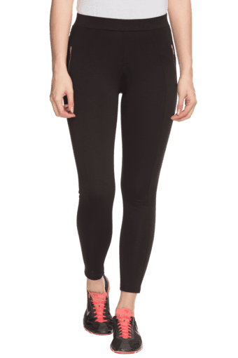 f40ddc8f83efd Buy GIPSY Gipsy Women Skinny Fit Ankle Length Jeggings | Shoppers Stop