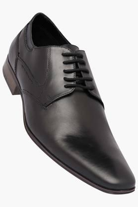 RUOSH Mens Leather Lace Up Derbys - 202640558
