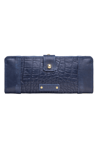HIDESIGN -  Blue Wallets & Clutches - Main