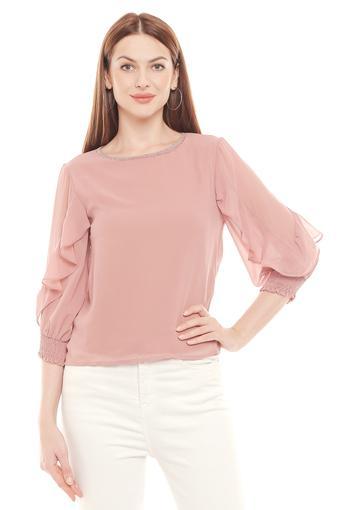 MADAME -  Dusty PinkT-Shirts - Main