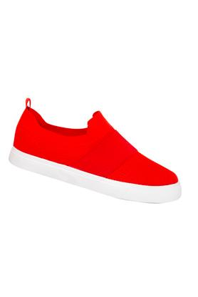 Boys Casual Wear Slip On Sneakers