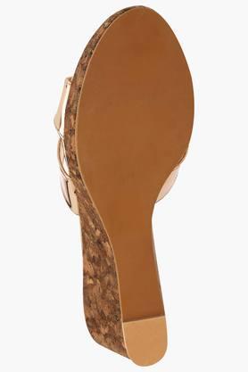 Womens Casual Wear Slipon Closure Wedges
