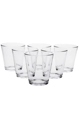 PASABACHE Juice Glass - City (Set Of 6)