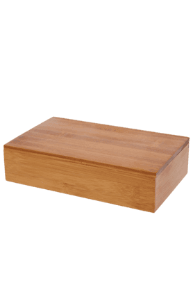 BACK TO EARTH Bamboo Spice Box